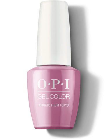OPI gelcolor gel polish ARIGATO FROM TOKYO