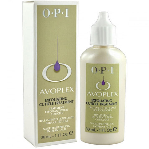 Opi avoplex exfoliating cuticle treatment 1 oz 30 ml AV 720  np2