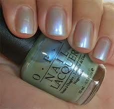 OPI Discontinue Color Nail Polish Maliblue NL B03 nl1