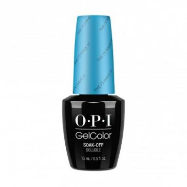 OPI Gel Polish GCBA1 The I's Have It