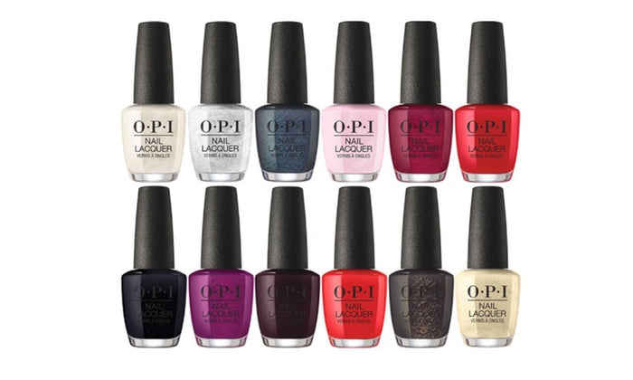 OPI LOVE XOXO Nail Lacquer Collection 12 Colors (15 mL)