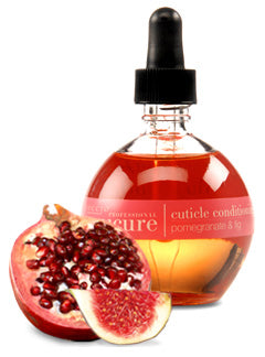 CUCCIO Manicure Cuticle Revitalizing Oil - Pomegranate & Fig 2.5oz