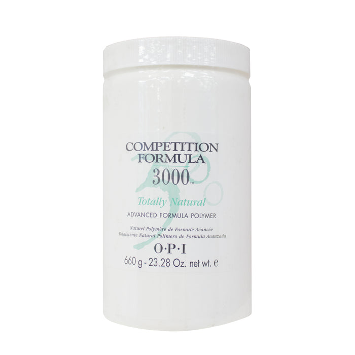 OPI competition powder totally natural 23.3 oz  660 g AE E23  np2