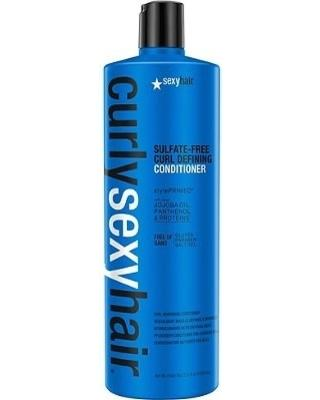 Curly Sexy Hair Curl Defining Conditioner 33.8 oz