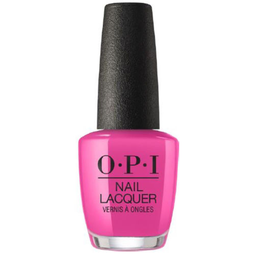 OPI Lisbon 2018 Nail Polish Collection No Turning Back From Pink Street NL L19