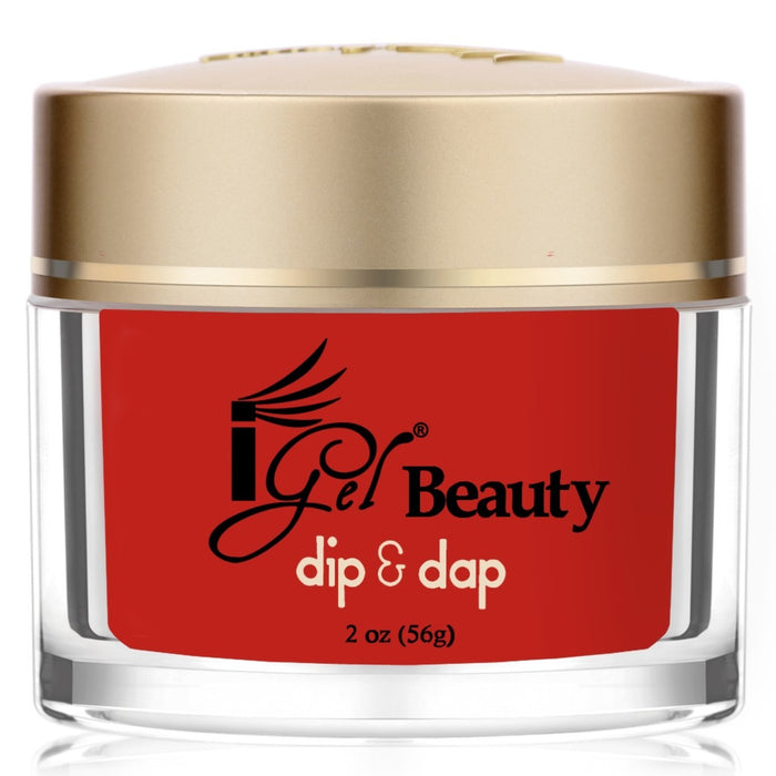 IGEL DIP & DAP POWDER - DD32 CANDY APPLE 2OZ  p1