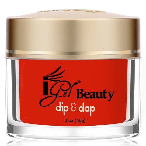IGEL DIP & DAP POWDER  DD56 HOT STUFF 2OZ  p1