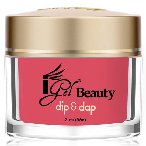 IGEL DIP & DAP POWDER  DD59 MATERIAL GIRL 2OZ  p1