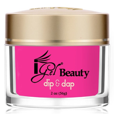 IGEL DIP & DAP POWDER  DD63 BRIGHT ORCHID 2OZ  p1