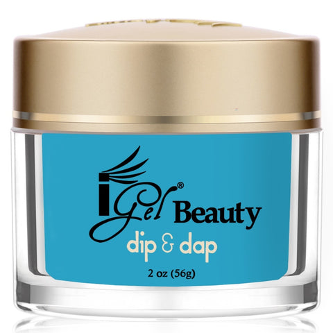 IGEL DIP & DAP POWDER  DD71 CARIBBEAN SEA 2OZ  p1