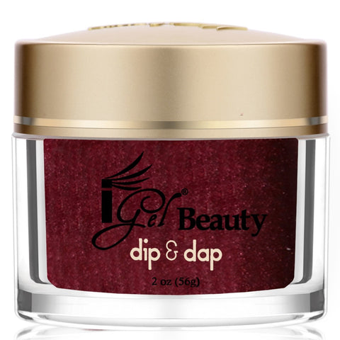 IGEL DIP & DAP POWDER  DD93 TEMPTRESS 2OZ  p1