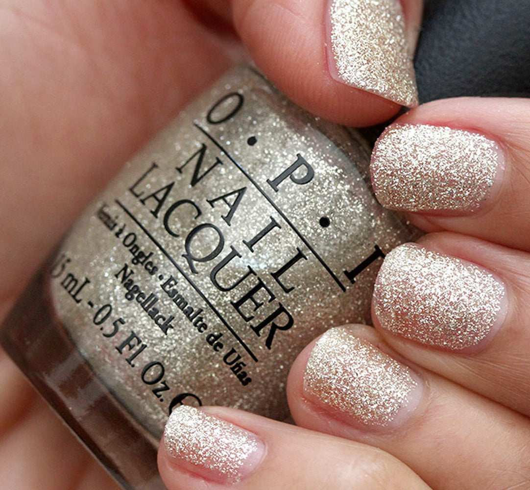 OPI Discontinue Color Nail Polish My Favorite Ornament HL E05 nl1