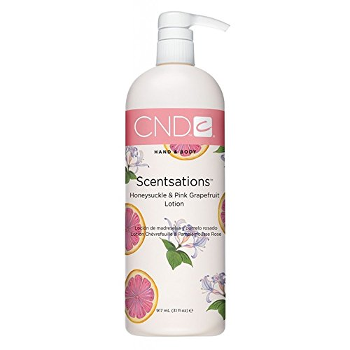 CND Scentsations Lotion Honey and Grapefruit 31 oz