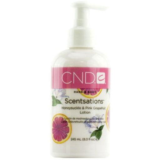 CND Scentsations Lotion Honey and Grapefruit 8.3oz