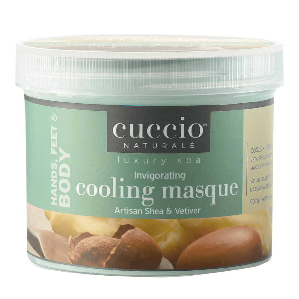 Artisan Shea & Vetiver Invigorating Cooling Masque 32oz