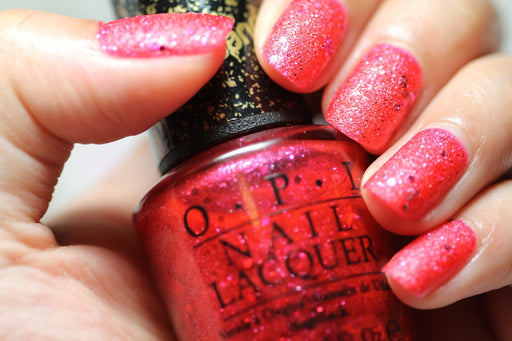 OPI  Discontinue Color Nail Polish  The Impossible NL M48 Liquid Sand