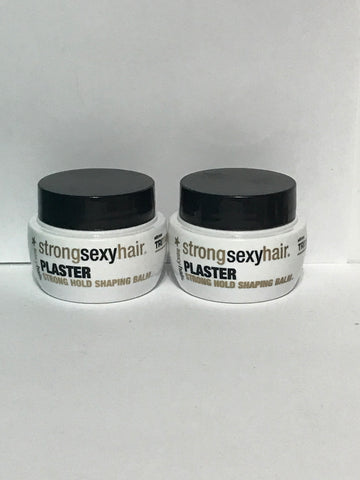Strong Sexy Hair Plaster Strong Hold Shaping Balm 0.89oz x 2