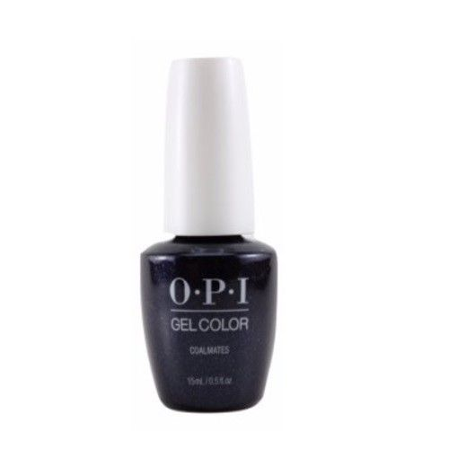 OPI GelColor 2017 Holiday Collection CoalMates HP J03