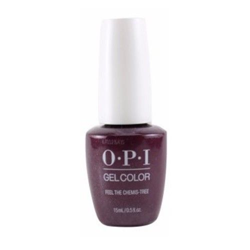 OPI GelColor 2017 Holiday Collection Feel The Chemis-tree HP J05