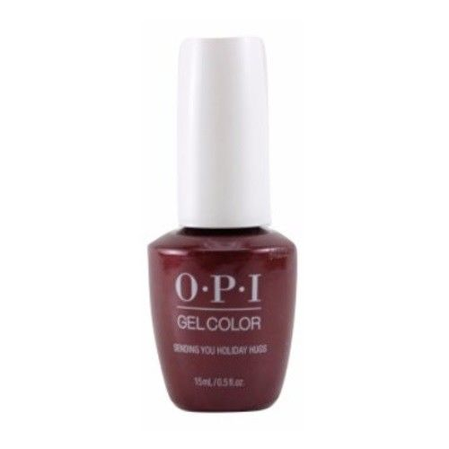 OPI GelColor 2017 Holiday Collection Sending You Holiday Hugs HP J08