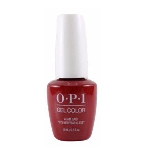 "OPI GelColor 2017 Holiday Collection Adam Said ""It's New Year's, Eve"" HP J09"