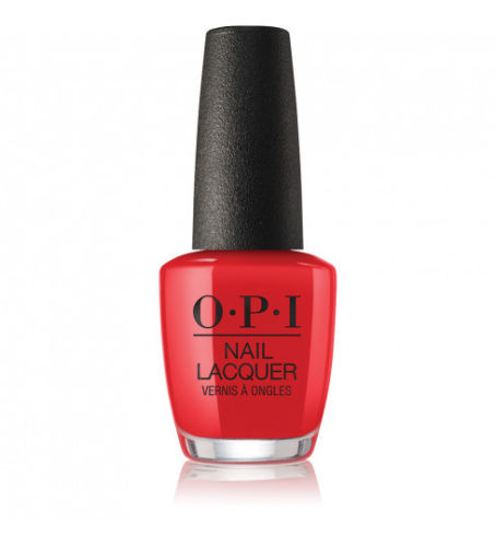 OPI - XOXO Holiday My Wish List Is You (Bright Red Creme) J10