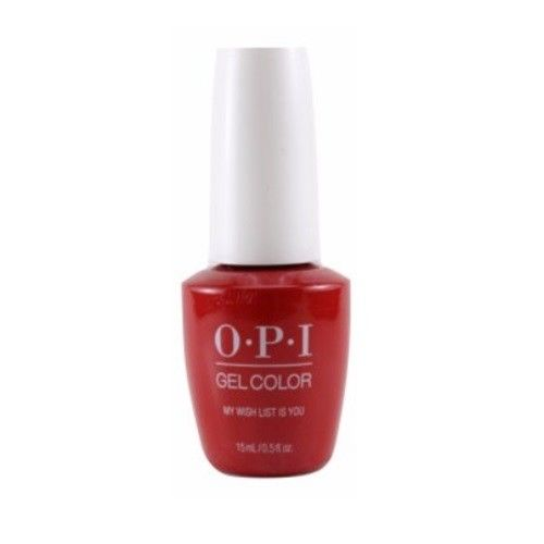 OPI GelColor 2017 Holiday Collection My Wish List Is You HP J10