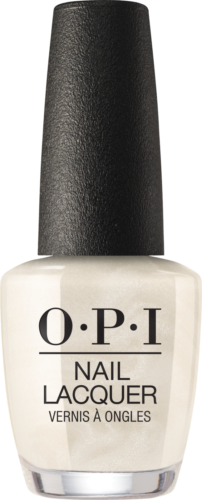 OPI XOXO Holiday Snow Glad I Met You (Frosty pearl white)  J01