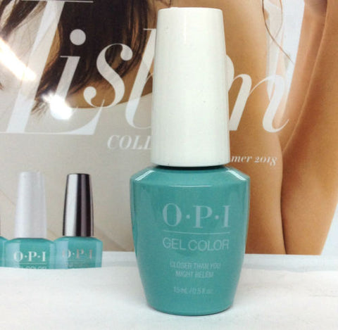 OPI GELCOLOR LISBON COLLECTION SPRING 2018 Closer Than You Might Belem GCL24