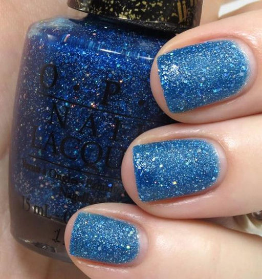 OPI  Discontinue Color Nail Polish Get Your Number M46 Liquid Sand