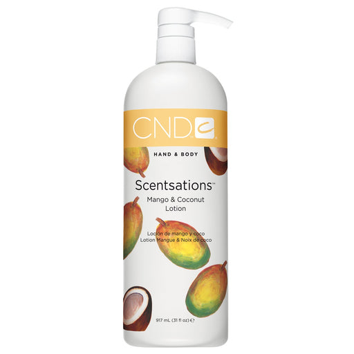 CND Scentsations Lotion  Mango & Coconut 31 oz