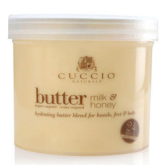 Cuccio Body Butter Milk & Honey 750g 26oz