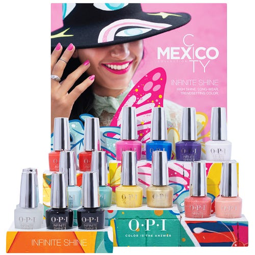 OPI Infinite Shine Collection Mexico City 0.5 oz