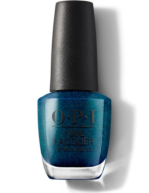 Opi nail polish Scotland collection Nessie Plays Hide & Sea-k NLU19