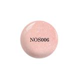 SNS Nail Color Dipping Powder NOS06 Preppy Pink 1oz
