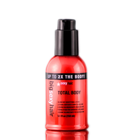 BIG SEXY HAIR TOTAL BODY BLOW DRY BODIFYING LOTION