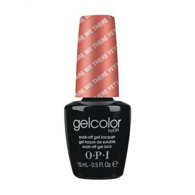 OPI Gel Polish GC T23 Are We There Yet?
