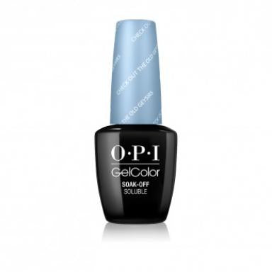 OPI Gel Polish GCI60 CHECK OUT THE OLD GEYSIRS