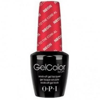 OPI Gel Polish GCN38 Down to the Core-al