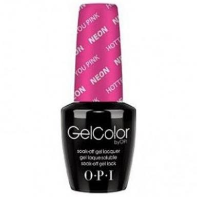 OPI Gel Polish GCN36 Hotter Than You Pink