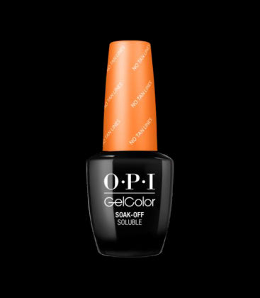 OPI Gel Polish GCF90 No Tan Lines