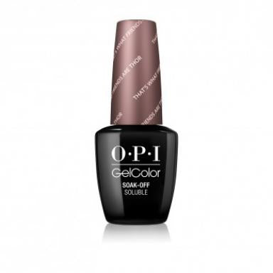 OPI Gel Polish GCI54 THATS WHAT FRIENDS ARE THOR