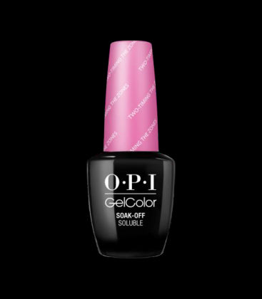 OPI Gel Polish GCF80 Two-Timing The Zones