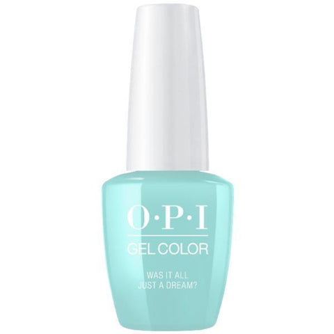 Opi gelcolor soak off gel polish Was It All Just A Dream? G44 0.5 oz 15 ml np5