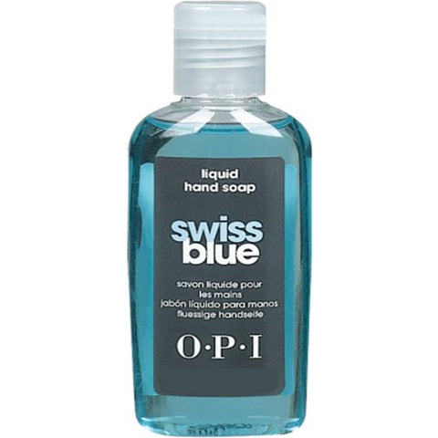 Opi swissblue liquid handsoap bucket of 50 1 oz 30 ml sd 323 np2