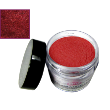 Glam and Glits Powder - Diamond Acrylic - Ruby Red DAC89