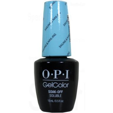 OPI Gel Polish GCR70 Sailing & Nail-ing