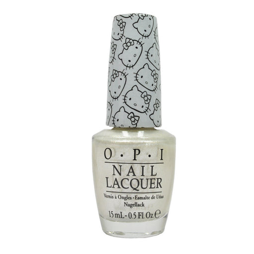 OPI  Discontinue Color Hello kitty collection Kitty White NL H80