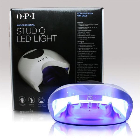 OPI  OPI STUDIO LED LIGHT LAMP GL900