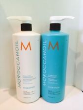 MOROCCANOIL HYDRATION HYDRATING SHAMPOO & CONDITIONER SET - 33.8oz LITER DUO